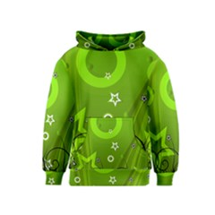 Art About Ball Abstract Colorful Kids  Pullover Hoodie