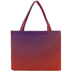 Course Colorful Pattern Abstract Mini Tote Bag