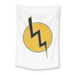 Lightning Bolt Small Tapestry