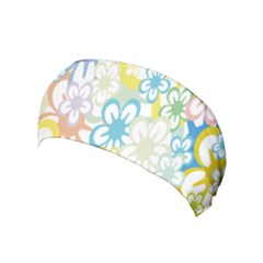 Star Flower Rainbow Sunflower Sakura Yoga Headband