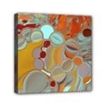 Liquid Bubbles Mini Canvas 6  x 6