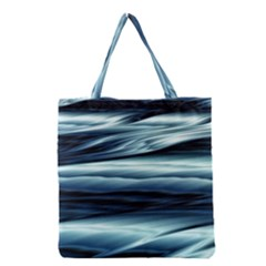 Texture Fractal Frax Hd Mathematics Grocery Tote Bag