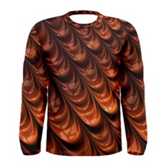 Fractal Mathematics Frax Hd Men s Long Sleeve Tee