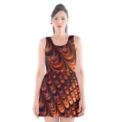 Fractal Mathematics Frax Hd Scoop Neck Skater Dress