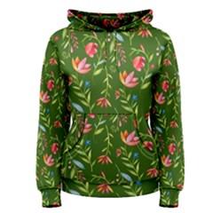 Sunny Garden I Women s Pullover Hoodie