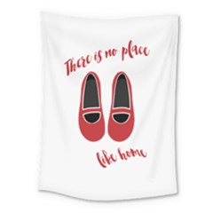 There Is No Place Like Home Medium Tapestry by Valentinaart