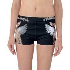 Angel Chihuahua Reversible Bikini Bottoms by Valentinaart