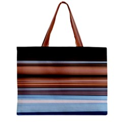 Color Screen Grinding Zipper Mini Tote Bag by Nexatart