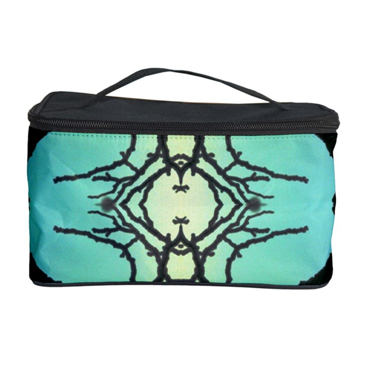 Branches With Diffuse Colour Background Cosmetic Storage Case