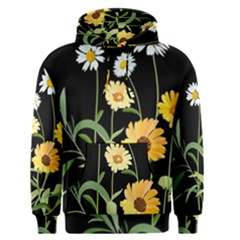 Flowers Of The Field Men s Pullover Hoodie