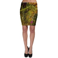 Dragonfly Dragonfly Wing Insect Bodycon Skirt