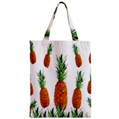 Pineapple Print Polygonal Pattern Classic Tote Bag