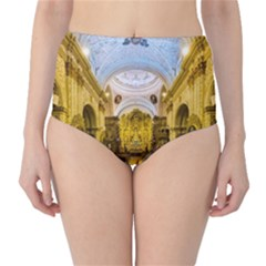 Church The Worship Quito Ecuador High Waist Bikini Bottoms