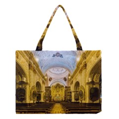 Church The Worship Quito Ecuador Medium Tote Bag by Nexatart