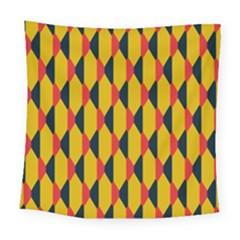 Triangles Pattern      Fleece Blanket by LalyLauraFLM