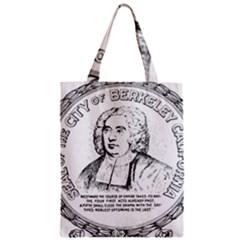 Seal Of Berkeley, California Zipper Classic Tote Bag by abbeyz71