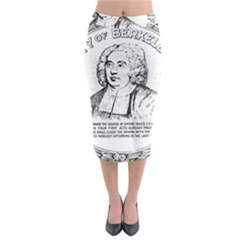 Seal Of Berkeley, California Midi Pencil Skirt by abbeyz71