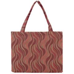 Pattern Mini Tote Bag by Valentinaart