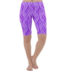 Pattern Cropped Leggings