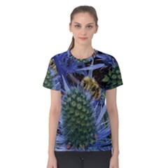 Chihuly Garden Bumble Women s Cotton Tee