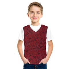Red Roses Field Kids  Sportswear
