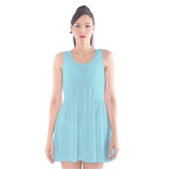 Trendy Basics   Trend Color Island Paradise Scoop Neck Skater Dress by tarastyle