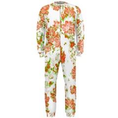 Floral Dreams 12 D OnePiece Jumpsuit (Men)