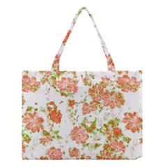 Floral Dreams 12 D Medium Tote Bag