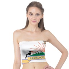 Indian State Of Arunachal Pradesh Seal Tube Top by abbeyz71