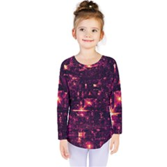 /r/place Kids  Long Sleeve Tee by rplace
