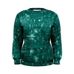 /r/place Emerald Women s Sweatshirt by rplace