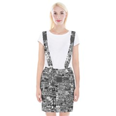 /r/place Retro Braces Suspender Skirt by rplace