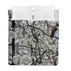 Blossom Duvet Cover Double Side (full/ Double Size) by DeneWestUK