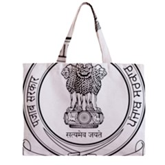 Seal Of Indian State Of Punjab Mini Tote Bag by abbeyz71