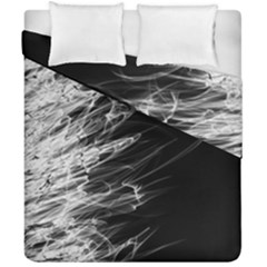 Fire Duvet Cover Double Side (California King Size)