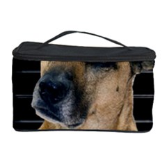 Bed Dog Cosmetic Storage Case by Valentinaart