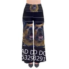 Bad Dog Pants by Valentinaart