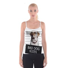 Bad Dog Spaghetti Strap Top