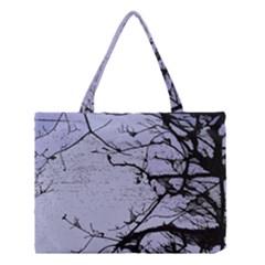 Grebe Spotting Ink Medium Tote Bag