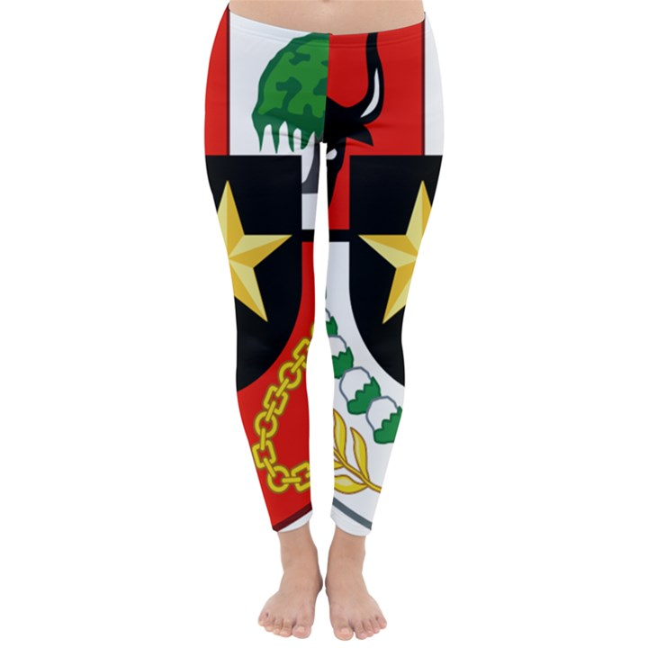 Shield of National Emblem of Indonesia Classic Winter Leggings