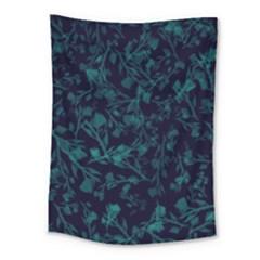 Leaf Pattern Medium Tapestry by berwies