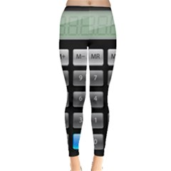 Calculator Leggings  by Vanbedor