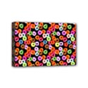 Colorful Yummy Donuts Pattern Mini Canvas 6  x 4  View1