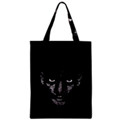 Wild Child  Zipper Classic Tote Bag by Valentinaart