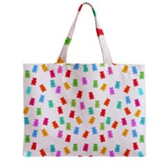 Candy Pattern Mini Tote Bag by Valentinaart