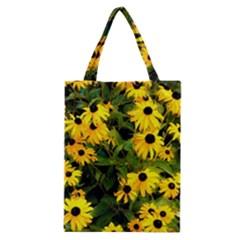 Walking Through Sunshine Classic Tote Bag by dawnsiegler