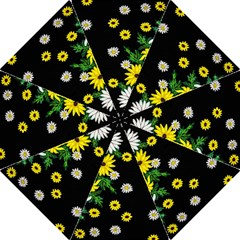 Floral Rhapsody Pt 3 Folding Umbrellas by dawnsiegler