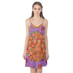 Floral Sphere Camis Nightgown