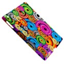 Circle Round Hole Rainbow Apple iPad 3/4 Hardshell Case (Compatible with Smart Cover) View5