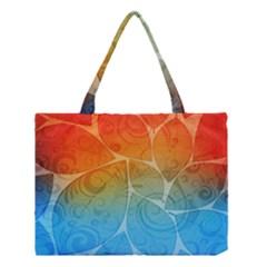 Leaf Color Sam Rainbow Medium Tote Bag by Mariart